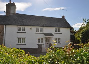 Thumbnail 3 bed cottage for sale in Exebridge, Dulverton
