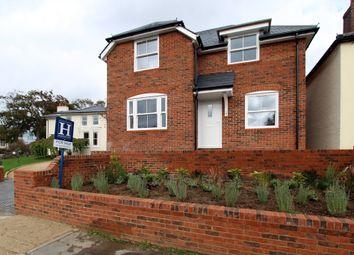 Thumbnail 4 bed detached house for sale in Wallington Shore Road, Wallington, Fareham