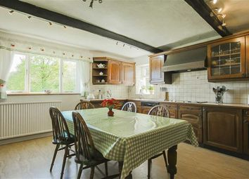 Thumbnail 4 bed detached house for sale in Lower Hudd Lee, Hurst Green, Clitheroe