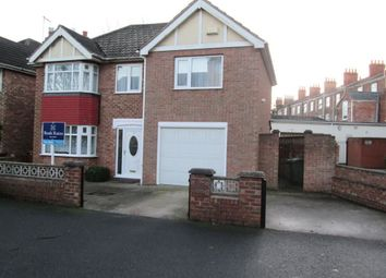 Thumbnail 3 bed detached house for sale in Grosvenor Street, Grimsby
