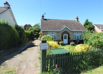 Thumbnail 4 bed detached bungalow for sale in Bedford Road, Great Barford