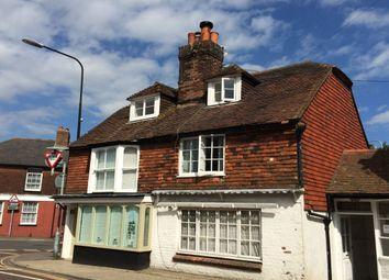 Thumbnail 1 bed flat to rent in Landgate, Rye