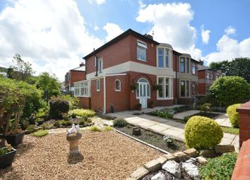 Thumbnail 3 bed semi-detached house for sale in Balmoral Road, Accrington