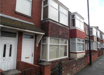 Thumbnail 2 bed flat to rent in Carlisle Terrace, Sunderland, Tyne And Wear