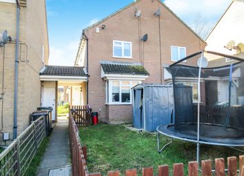Thumbnail 2 bedroom property for sale in Dorrington Close, Luton