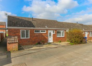 Thumbnail 2 bedroom semi-detached bungalow for sale in Tulyar Walk, Newmarket