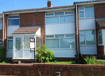 Thumbnail 3 bed terraced house to rent in Portmadoc Walk, Hartlepool