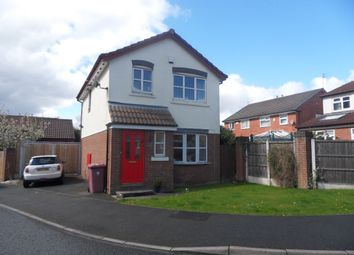 Thumbnail 3 bedroom detached house to rent in Fletcher Avenue, Prescot