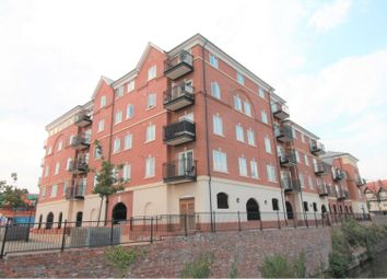 Thumbnail 2 bed flat for sale in St. Peters Street, Worcester