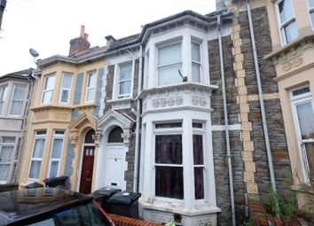 Thumbnail 5 bedroom terraced house for sale in Wellington Avenue, Bristol