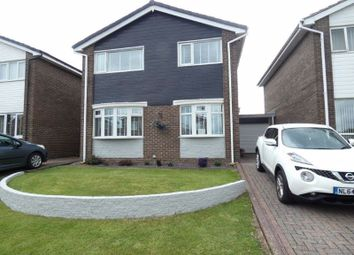 Thumbnail 4 bed detached house for sale in Towton, Highfields, Killingworth