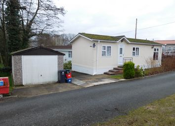Thumbnail 1 bed mobile/park home for sale in Caernenon Park, Builth Wells