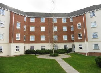 Thumbnail 2 bed flat for sale in Birkby Close, Hamilton, Leicester