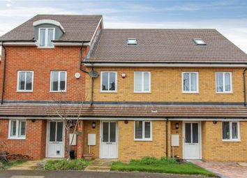 Thumbnail 3 bed town house for sale in Laurel Mews, Leighton Buzzard