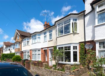 Thumbnail 3 bed terraced house for sale in Norfolk Road, Dorking, Surrey