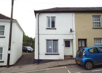Thumbnail 3 bed end terrace house for sale in North Tawton, Devon
