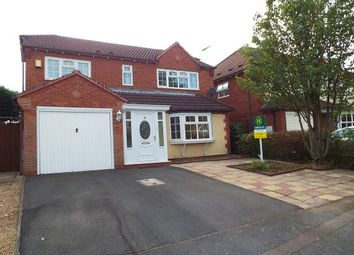 Thumbnail 4 bed property to rent in Strachan Close, Mountsorrel
