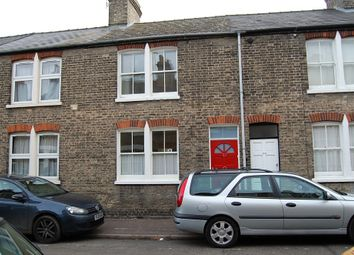 Thumbnail 2 bedroom terraced house to rent in Thoday Street, Cambridge