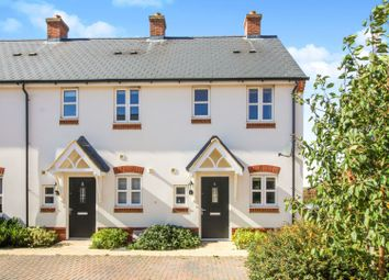 Thumbnail 2 bed end terrace house for sale in Eleanor Drive, Salisbury