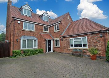Thumbnail 5 bed detached house for sale in Orchard Park, Mapperley Plains, Nottingham