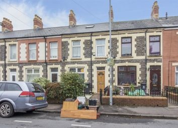 Thumbnail 3 bed terraced house for sale in Prince Leopold Street, Roath, Cardiff