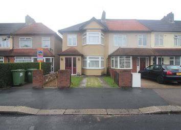 Thumbnail 4 bedroom end terrace house for sale in Clarendon Road, Cheshunt, Herts