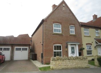 Thumbnail 4 bed end terrace house for sale in Bobbin Lane, Lincoln