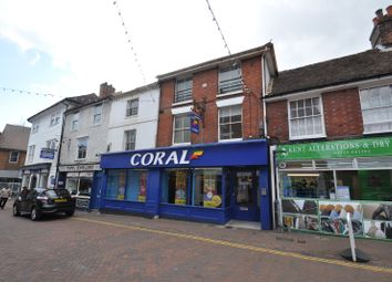 Thumbnail 2 bed flat to rent in Castle Street, Ashford