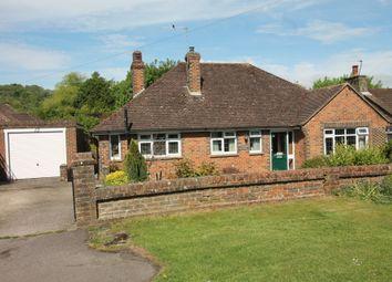 Thumbnail 3 bed detached bungalow for sale in Cross Lane, Findon Village