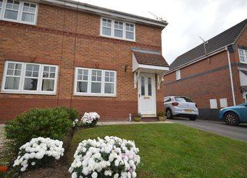Thumbnail 3 bed semi-detached house to rent in Coleridge Close, Sandbach