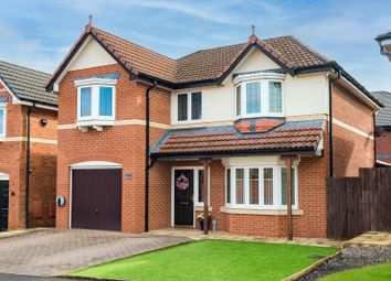 Thumbnail 4 bed detached house for sale in High Legh, Eccleston, St. Helens