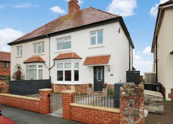 Thumbnail 4 bed semi-detached house for sale in Alexandra Road, Minehead