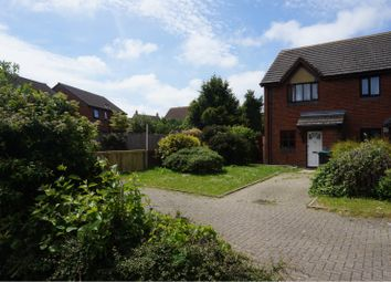 Thumbnail 2 bed semi-detached house for sale in Maple Court, Hersden, Canterbury