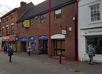 Thumbnail Retail premises for sale in High Street, Stone
