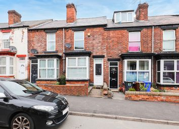 Thumbnail 3 bed terraced house for sale in Standon Road, Sheffield