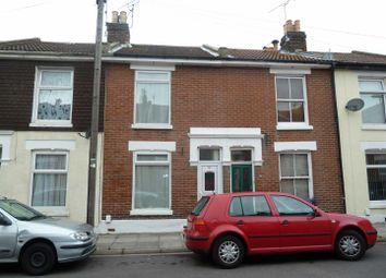 Thumbnail 3 bed terraced house to rent in Shanklin Road, Southsea