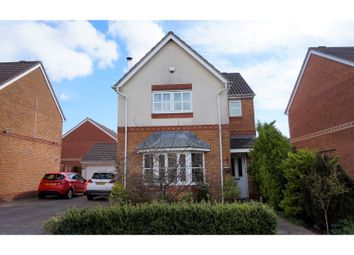 Thumbnail 3 bed detached house for sale in Spencer David Way, St Mellons