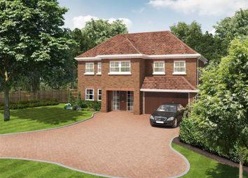 Thumbnail 5 bed detached house for sale in Oakhurst Avenue, Harpenden, Hertfordshire