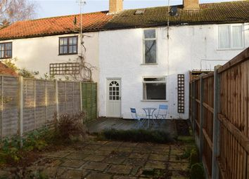 Thumbnail 2 bedroom terraced house for sale in Narborough Road, Pentney, King's Lynn