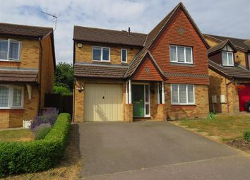 Thumbnail 4 bed detached house for sale in Lowry Close, Wellingborough