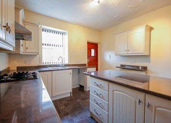 Thumbnail 2 bed end terrace house to rent in Rishton Road, Clayton Le Moors, Accrington