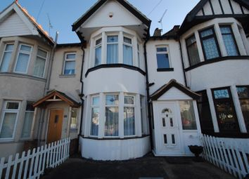 Fleetwood Avenue, Westcliff-On-Sea, Essex SS0. 3 bed terraced house