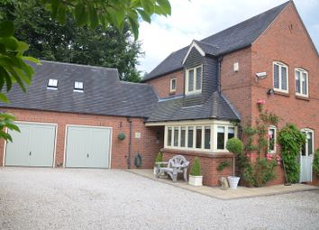Thumbnail 6 bed detached house for sale in Main Street, Smisby