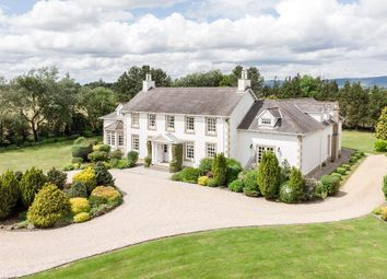 Thumbnail 6 bed detached house for sale in Thornhill, Thornhill, Stirling