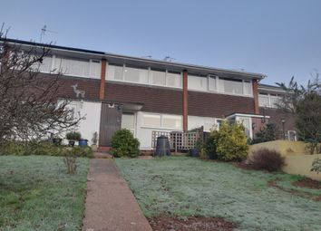 Thumbnail 3 bed terraced house for sale in Beverley Close, Exeter