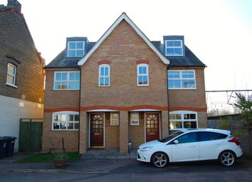 Thumbnail 4 bed town house for sale in Raynham Street, Hertford
