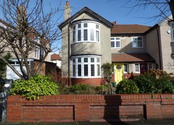 Thumbnail 3 bed semi-detached house for sale in Waverley Road, Blundellsands, Liverpool, Merseyside