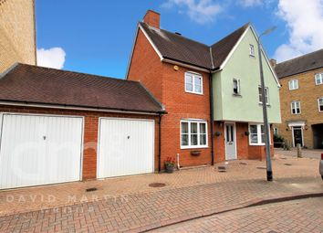 Thumbnail Detached house for sale in Springham Drive, Mile End, Colchester