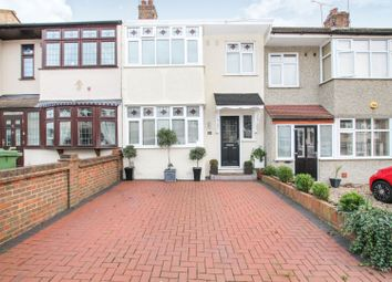 Thumbnail 3 bed terraced house for sale in Macdonald Avenue, Hornchurch
