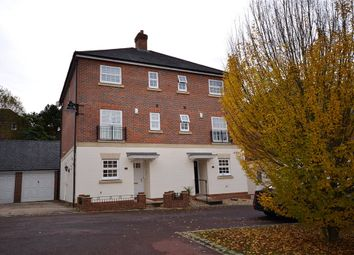 Thumbnail 4 bed semi-detached house for sale in Upper Mount Street, Elvetham Heath, Hampshire